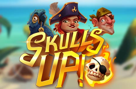 Play Skulls UP! online slot game