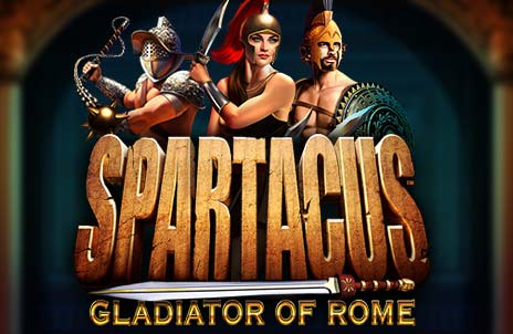 Play Spartacus Gladiator of Rome online slot game
