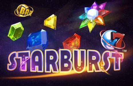 Play Starburst online slot game