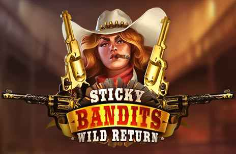 Play Sticky Bandits: Wild Return online slot game