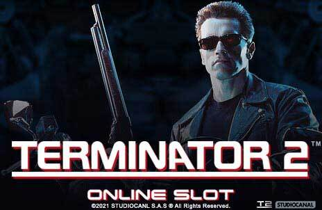 Play Terminator 2™ Remastered online slot game