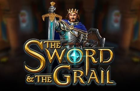 Play The Sword and the Grail online slot game