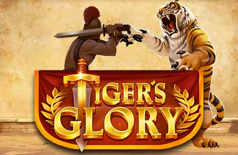 Play Tiger's Glory online slot game