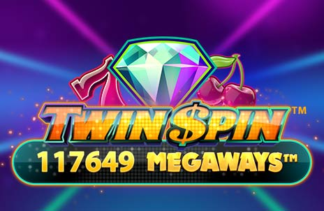 Play Twin Spin Megaways online slot game