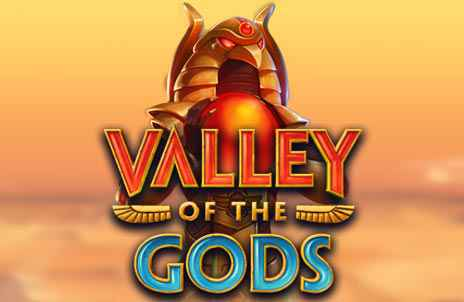 Play Valley of the Gods online slot game