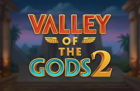Play Valley of the Gods 2 online slot game