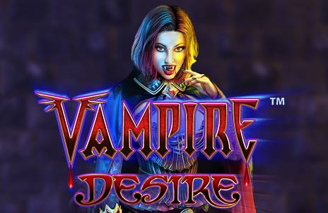 Play Vampire Desire online slot game