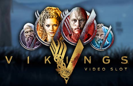 Play Vikings online slot game