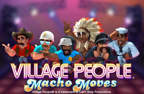 Play Village People Macho Moves online slot game