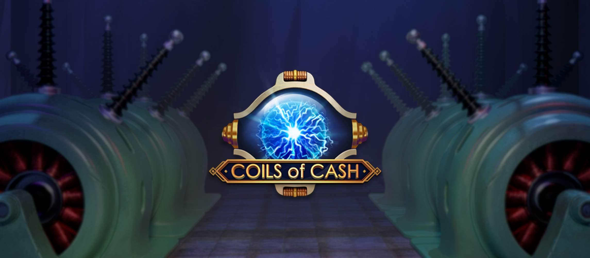 Coils of cash by Play'n GO