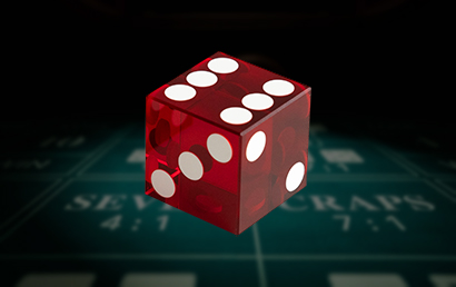 Exclusive access to Craps Live at Casino Room