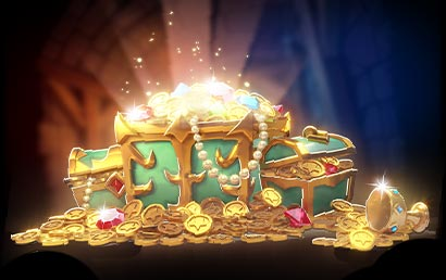 New slot Treasure Heroes by Microgaming