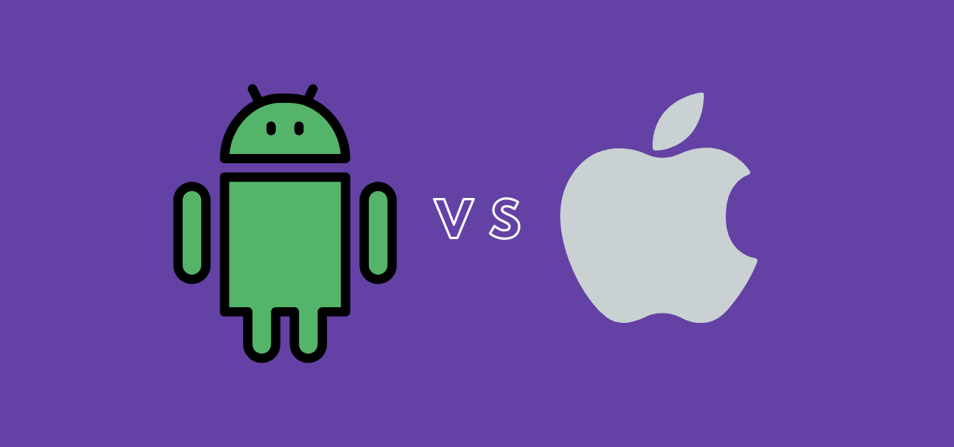 Take a closer look at the difference between iPhone and Android mobile casinos